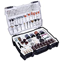 Deals on TACKLIFE Rotary Tool Accessories Kit 361 Pieces ARTO2C