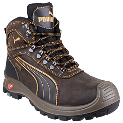 d2003d91d50307 Puma Safety Sierra Nevada Mid Mens Safety Boots  Amazon.co.uk  Shoes   Bags