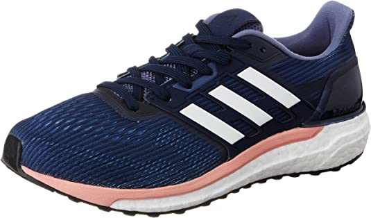 adidas Supernova Boost Womens Running Shoes Lace Up Torsion