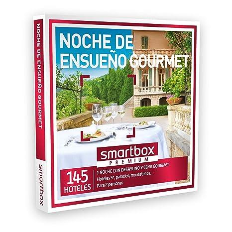 SMARTBOX - Caja Regalo - NOCHE DE ENSUEÑO GOURMET - 145 lujosos hoteles 5*,