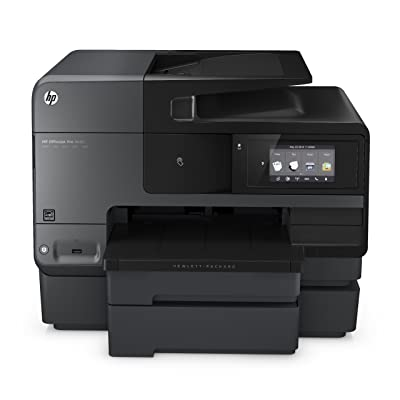 HP OfficeJet Pro 8630 All-in-One Color Photo Printer