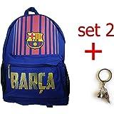 25e09c3dd FC Barcelona Backpack School Mochila Bookbag Cinch Shoe Bag Official