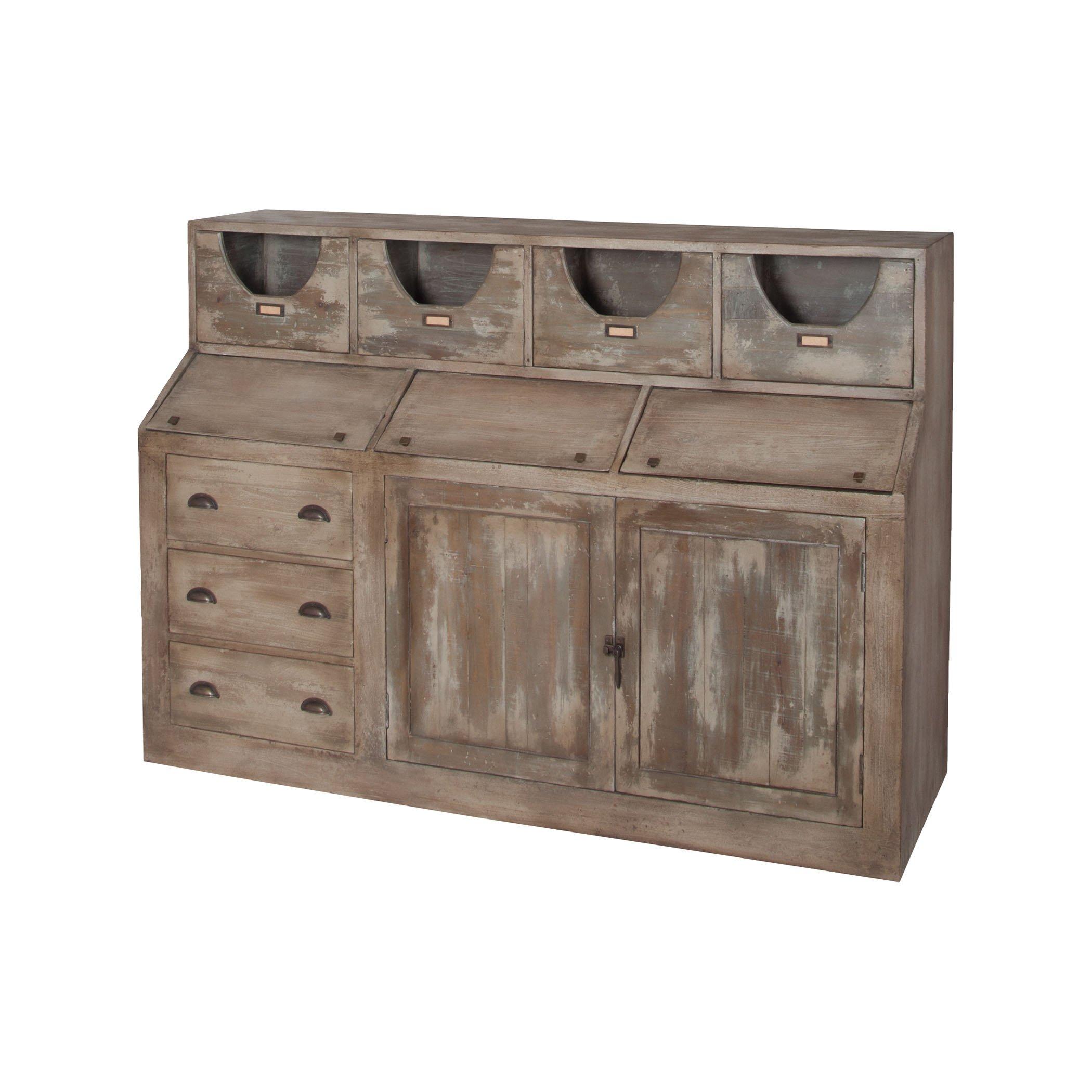 Manhattan Collection Kitchen Storage Cabinet