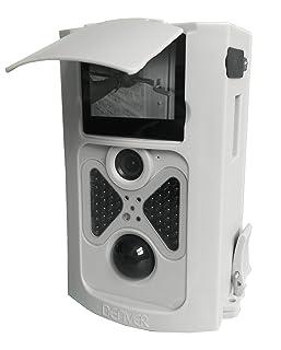 Denver Electronics HSC-3004 Interior Caja Gris - Cámara de vigilancia (Interior, Caja, Gris, Techo/pared, 3 MP, AVI,M-JPEG)
