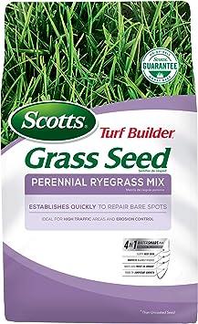 Scotts Turf Builder Grass Seed Perennial Ryegrass