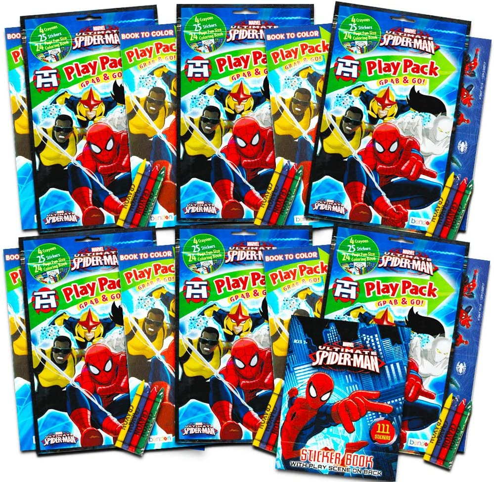 Spider-man party bagslabels-spider man party favors-spider man birthday party-black spider man-digital party favors-printed-treat bags