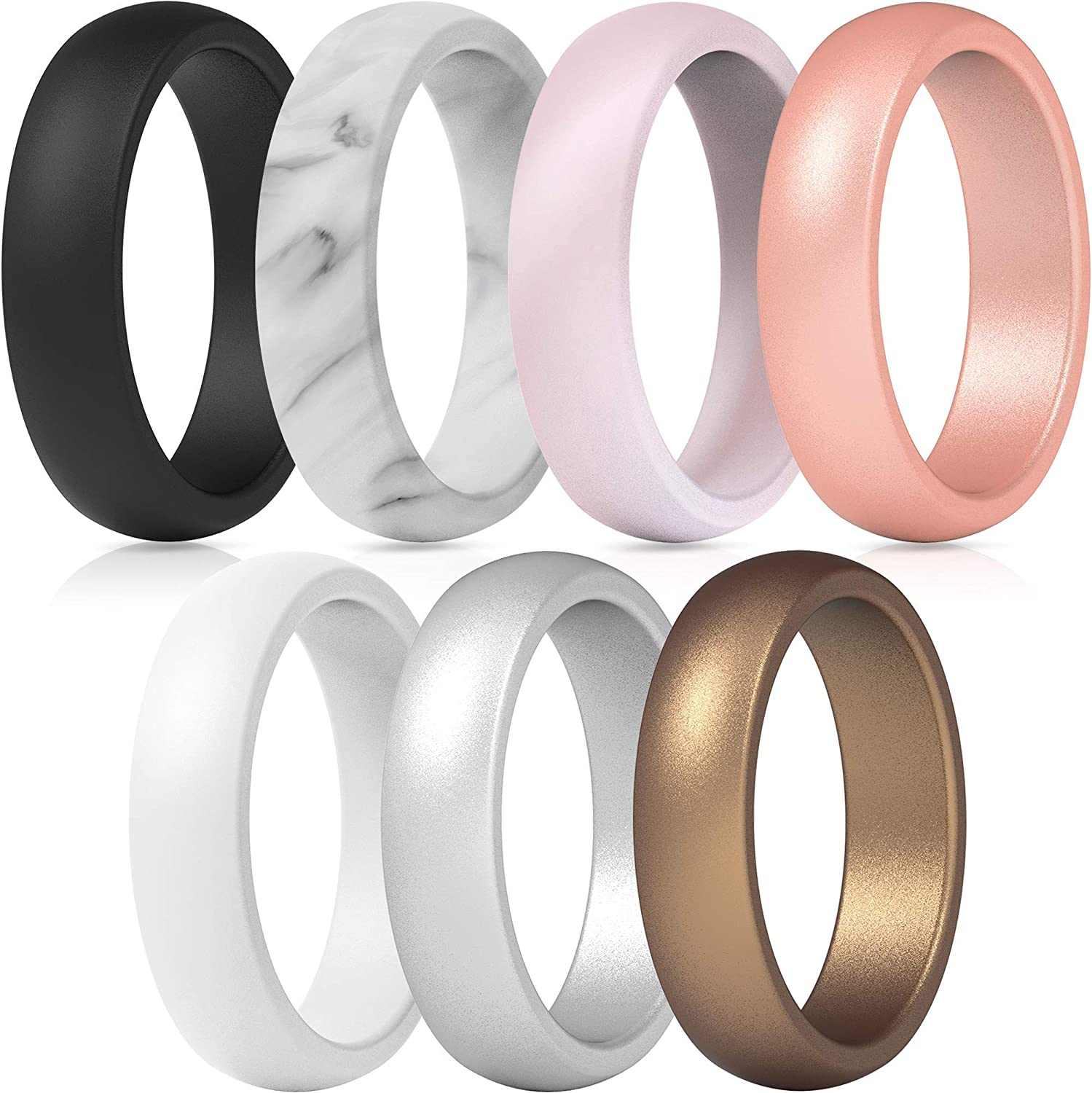 ThunderFit Silicone Wedding Band Review