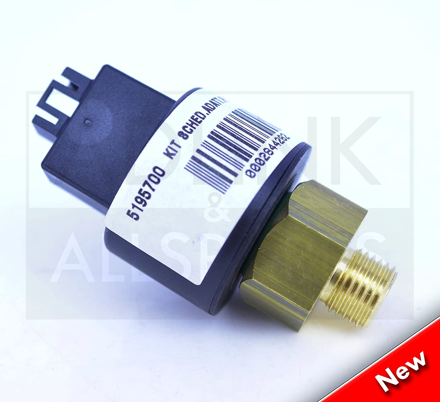 SIME PLANET SUPER 4 F.S /& W.M  WATER PRESSURE SWITCH KIT 5195700 WAS  6273601