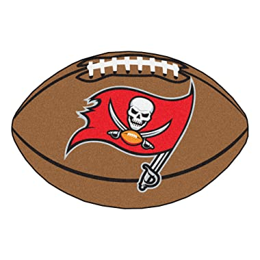 Fanmats Tampa Bay Buccaneers Team Football Mat