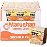 Maruchan Instant Lunch Chicken Flavored Cup Noodle, 24 Pack