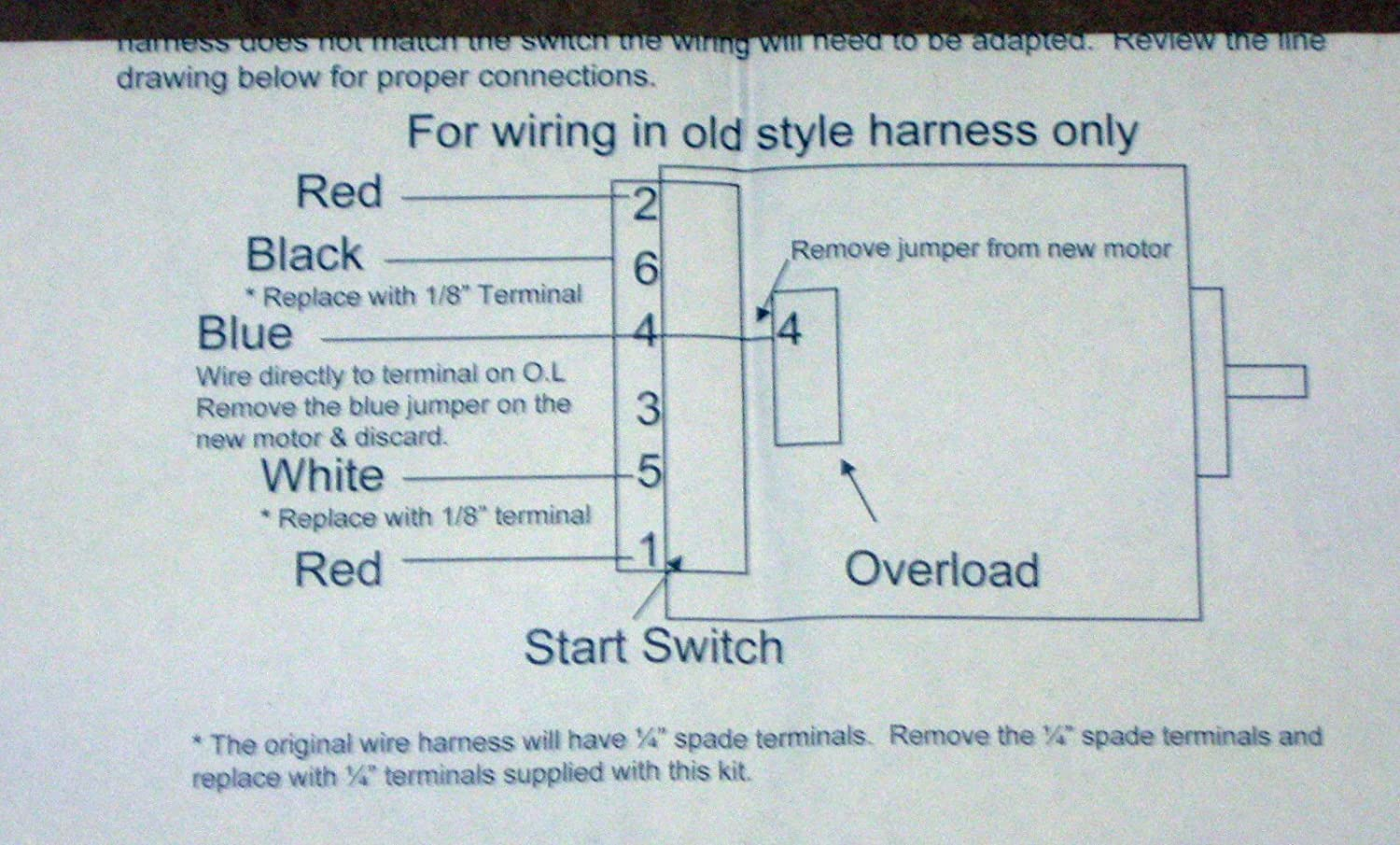 Need Wiring Diagram For This Motor Ps334304 - Complete Wiring Diagrams •