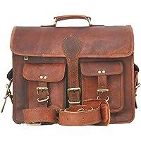 Bandolera de Cuero, Unisex, diseño Vintage, Ideal como