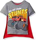 Nickelodeon Boys' Toddler Blaze and The Monster Machines Cape T-Shirt