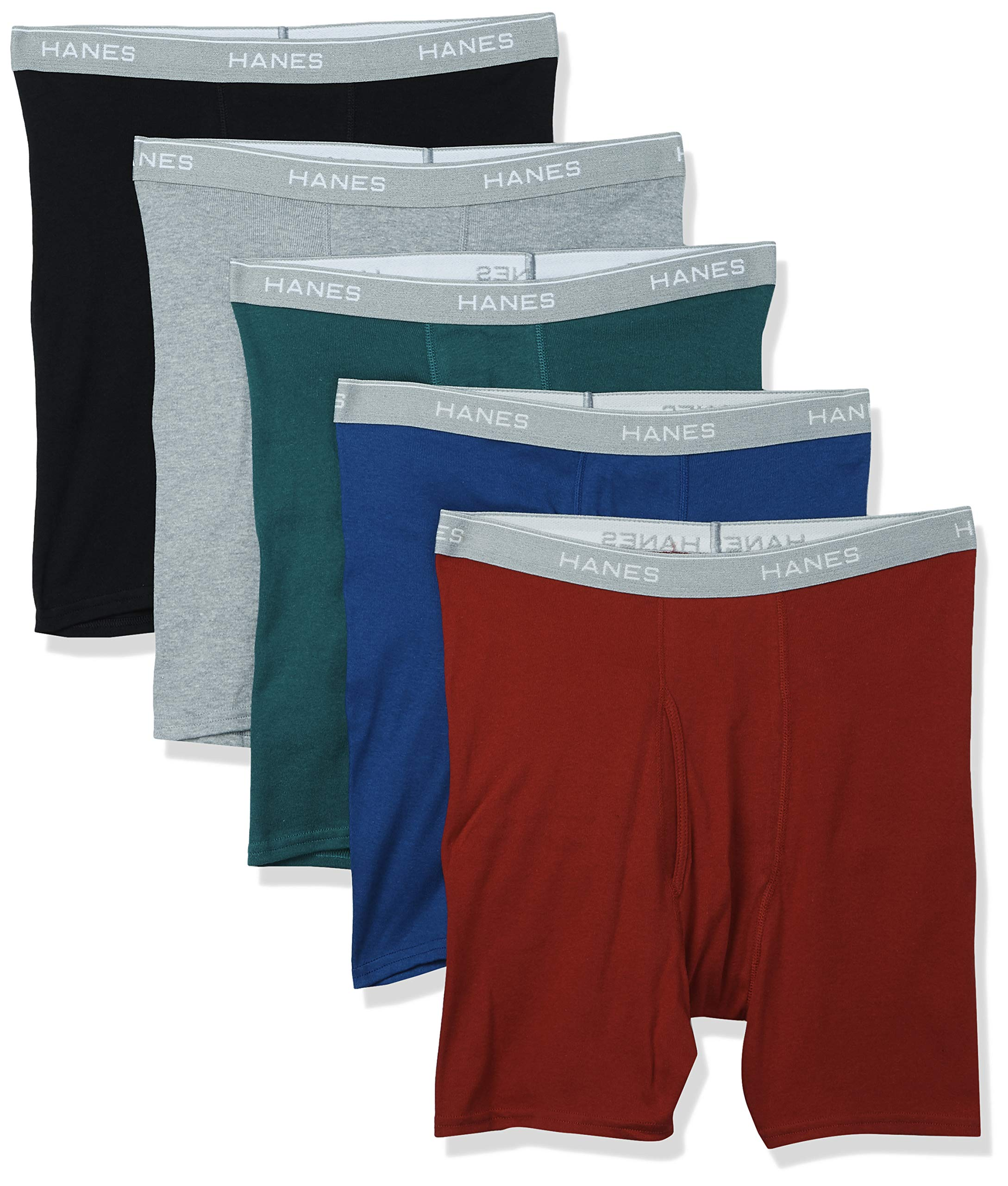 Men's Boxer Briefs (Pack of 10)
