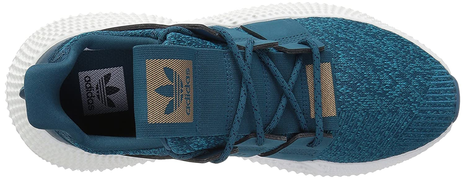 adidas Originals Women's Prophere B07B4JVJYZ 8.5 B(M) US|Real Teal/Real Teal/White