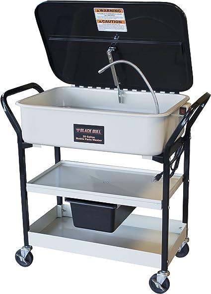 Amazon.com: Black Bull PPWASH20 Lavadora de componentes ...