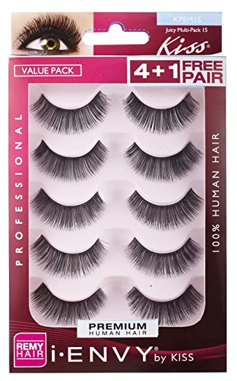 cf3ad02135b i-ENVY by KISS Premium Lashes, i-ENVY Strip Lashes by KISS - False ...