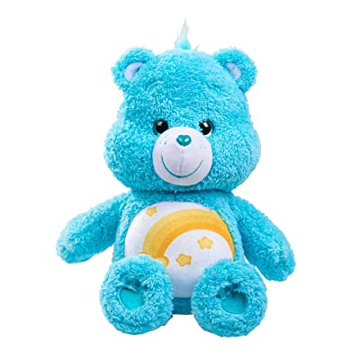 "Care Bears 13"" Wish Medium Plush: Toys & Games"