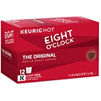 6-Pack of 12-Count Eight O'Clock Coffee The Original Single Serve Coffee K-Cup Pod (Medium Roast)
