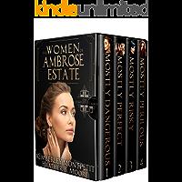 The Women of Ambrose Estate Complete Collection (The Women of Ambrose Estate Book 5): Sweet Romantic Suspense, Small…