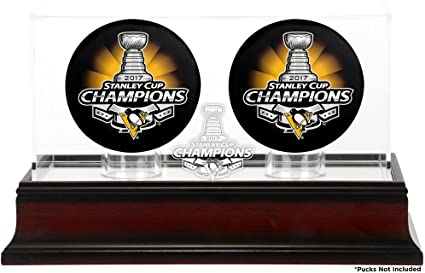 buy popular 76548 5aec3 Amazon.com : Sports Memorabilia Pittsburgh Penguins 2017 ...