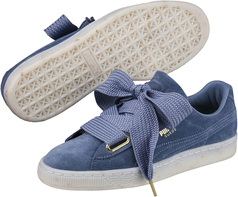 PUMA Suede Heart Celebrate, Sneakers Basses Femme