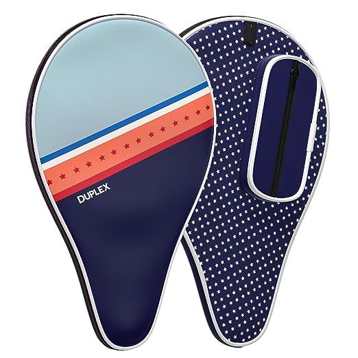Tischtennis Paddel Cover Aufbewahrungstasche mit  Pong Ball Tasche
