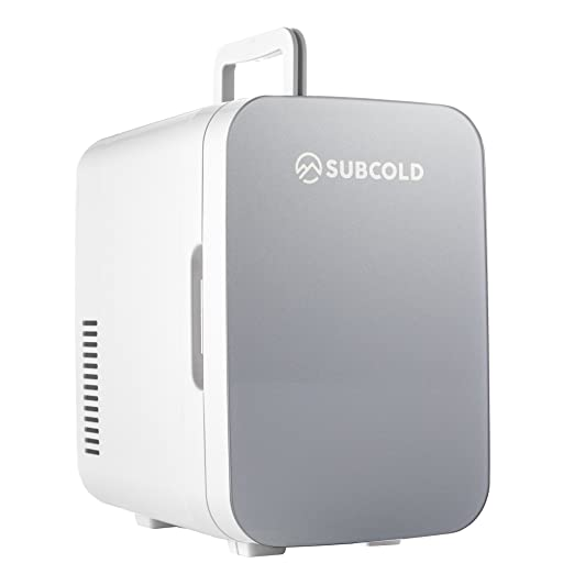 Subcold Ultra 6 Mini Fridge Cooler & Warmer | 6L capacity | Compact, Portable and Quiet | AC+DC Power Compatibility-Best-Popular-Product
