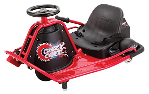 amazoncom razor crazy cart toys and games sports outdoors
