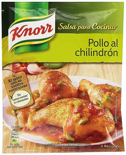 Knorr Salsa Desh Pollo Chilindrón - 52 gr