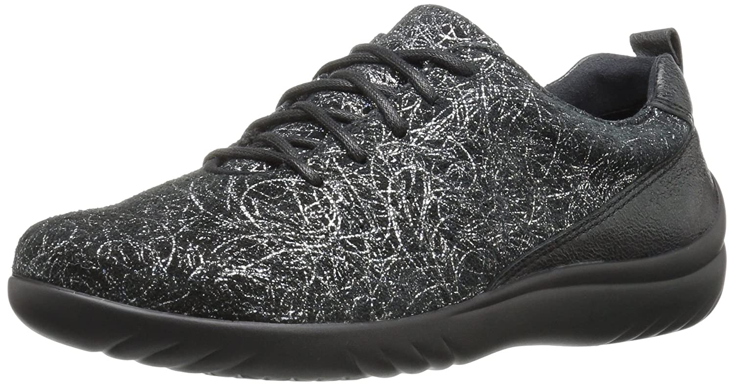 Klogs USA Women's Fairfax Fashion Sneaker B01BLD3ZP6 7.5 M US|Black August