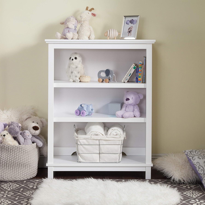 Amazon.com: DaVinci Otoño Bookcase/Hutch, Contemporáneo ...