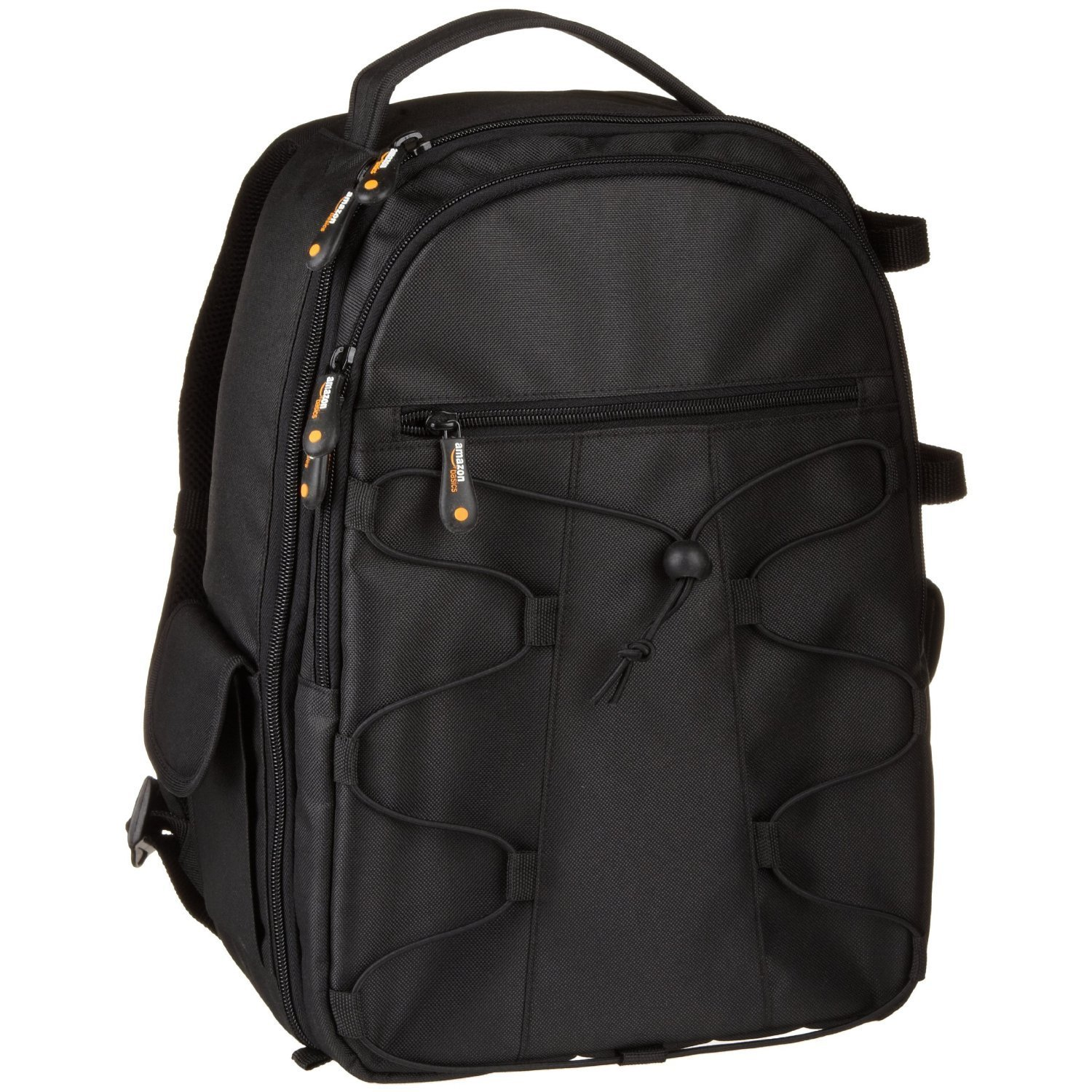 AmazonBasics Backpack for SLR/DSLR Camera and Accessories - 11 x 6 x 15 Inches, Black by AmazonBasics
