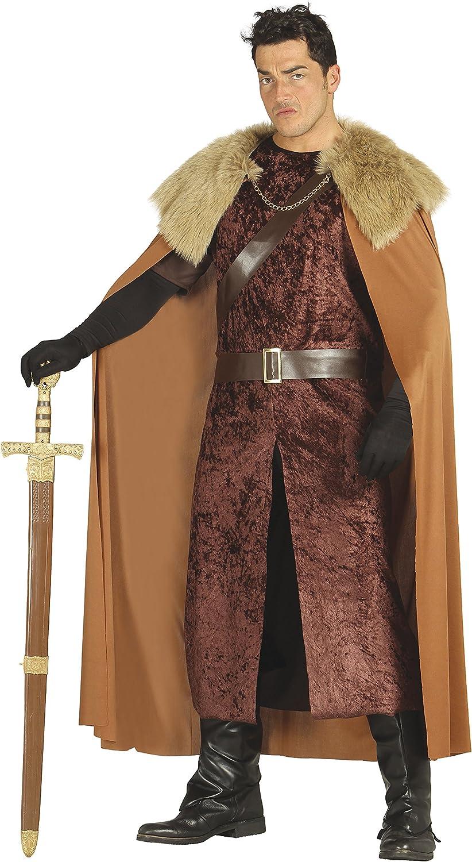 Guirca- Disfraz adulto señor tierras altas, Talla 48-50 (84887.0 ...