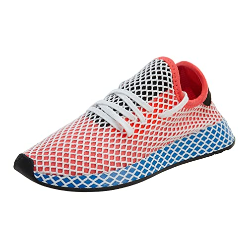 0e8a8392cef62 Adidas Originals Big Kids Deerupt Runner Shoes  Amazon.co.uk  Shoes   Bags
