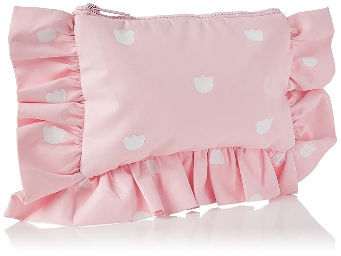 Womens Club Clutch Pink NICOPANDA mje2vc