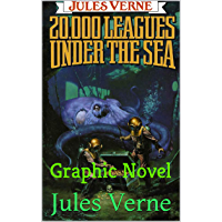 20,000 Leagues Under the Sea: classic science fiction : annotated (English Edition)