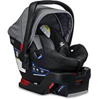 Britax B-Safe 35 Infant Car Seat - 1 Layer Impact Protection, Dove