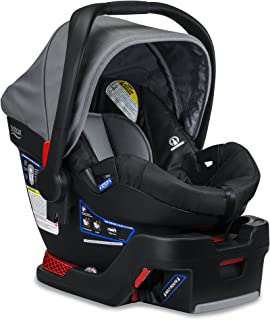 product image for BRITAX B-Safe 35 Infant Car Seat - Rear Facing | 4 to 35 Pounds - Reclinable Base, 1 Layer Impact Protection, Dove