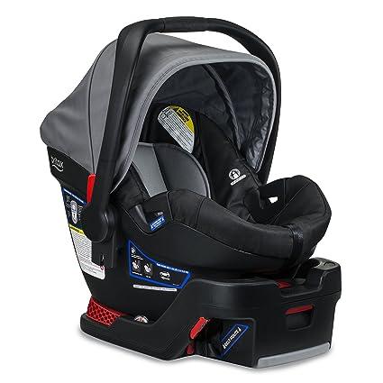 BRITAX B-Safe 35 Infant Car Seat - Rear Facing - The Safest Car Seat