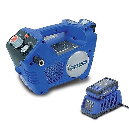 Michelin Mbl24V Compresor portátil Azul