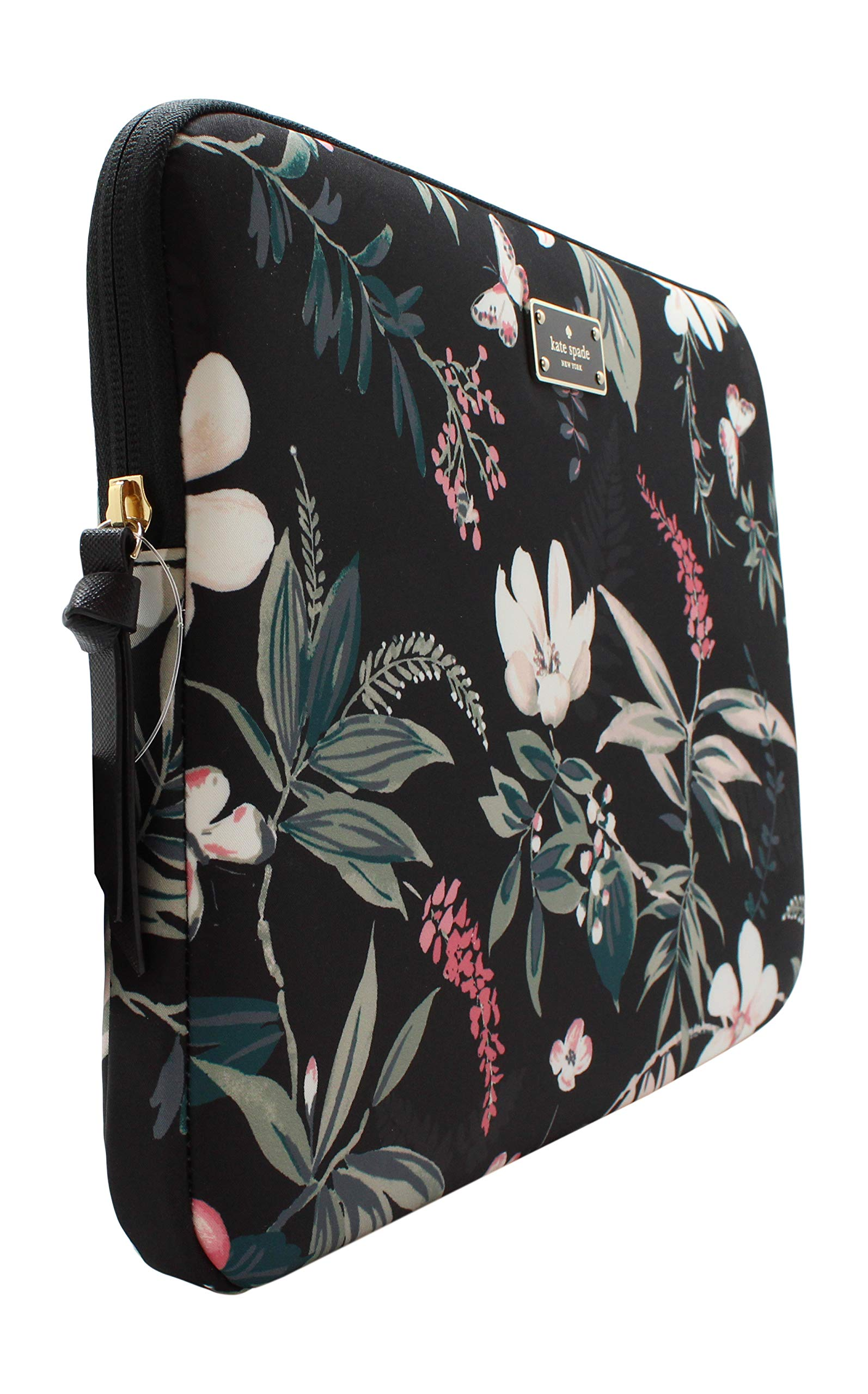 Kate Spade Wilson Rd Botanical Laptop Case Sleeve Black Multi 13'' by Kate Spade New York (Image #6)