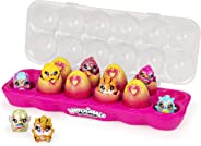 Hatchimals CollEGGtibles, Limmy Edish Exclusive Glamfetti 12-Pack Egg Carton, Easter for Kids