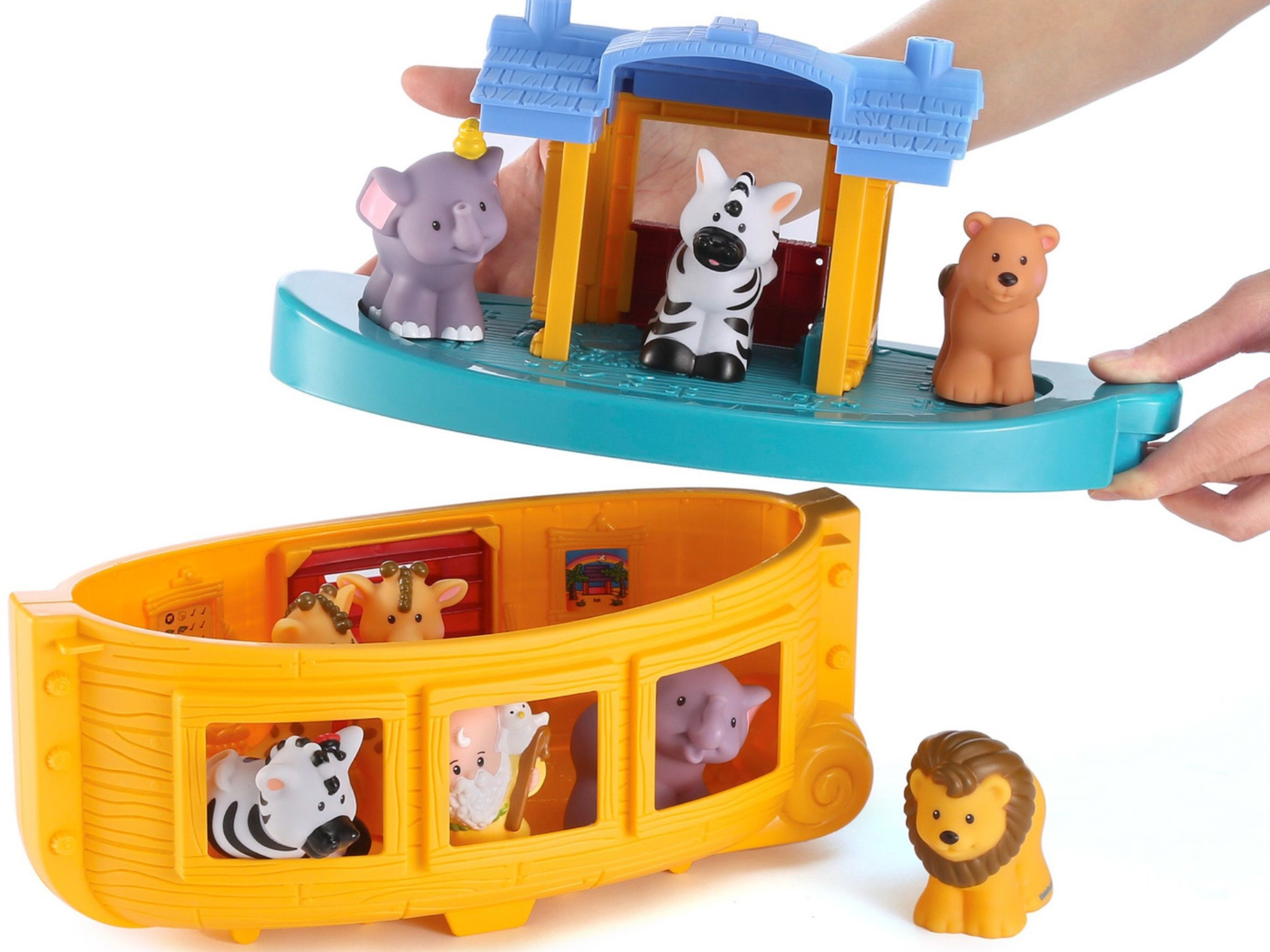 Fisher-Price Little People Noah's Ark by Fisher-Price (Image #4)