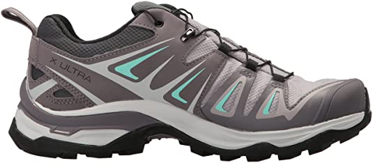 Amazon.com | Salomon Womens X Ultra 3 GTX Trail Running Shoe, Magnet, 9 M US | Trail Running