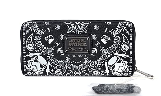 Loungefly Star Wars Storm Trooper - Cartera bandana: Amazon.es: Ropa y accesorios
