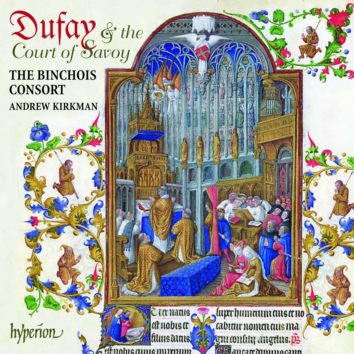 Dufay & the Court of Savoy by la face