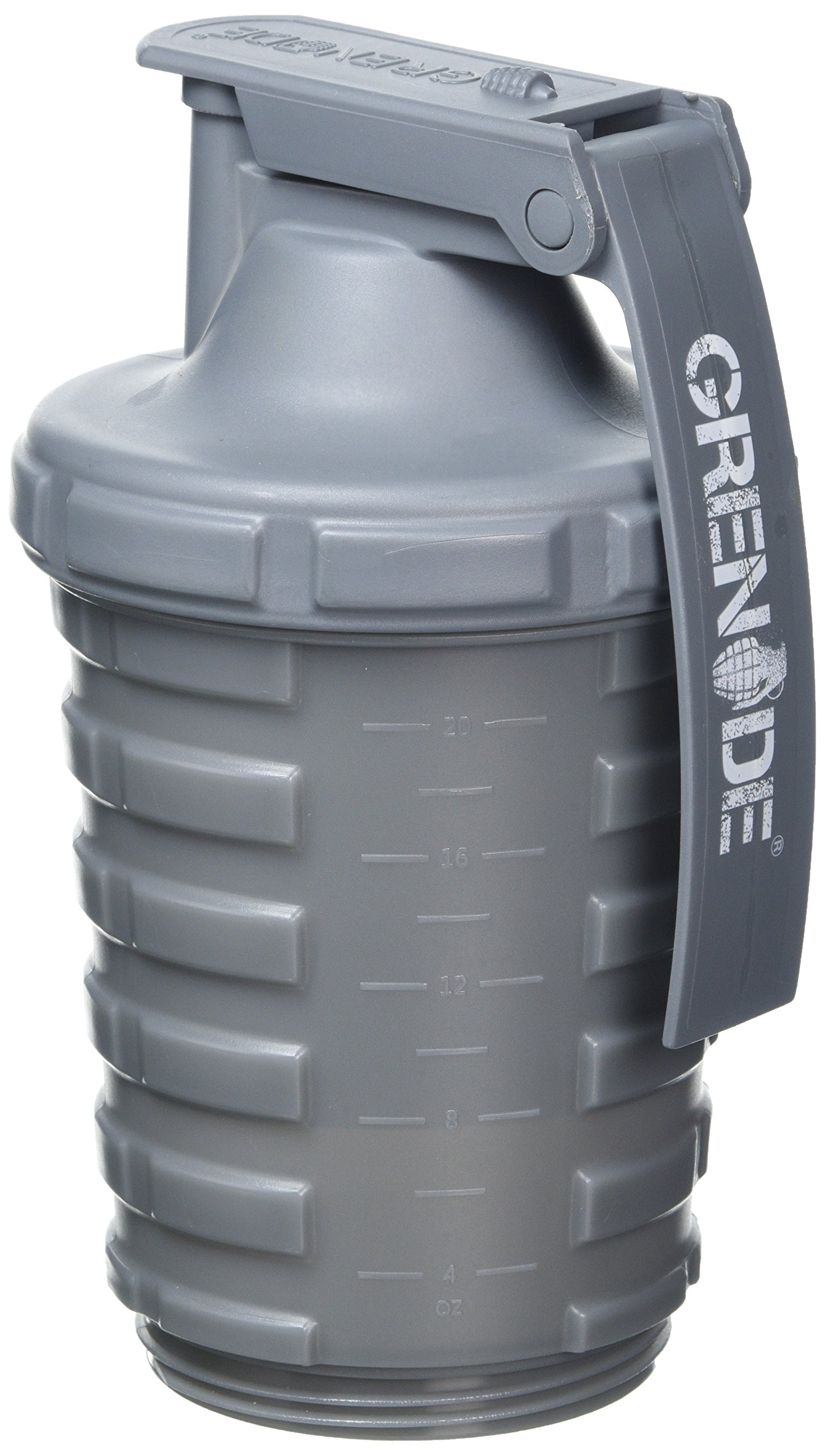 Amazon.com: Grenade Shaker Bottle | Protein Cup with