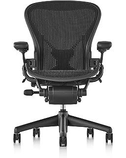 Amazoncom Herman Miller Classic Aeron Task Chair Tilt Limiter w