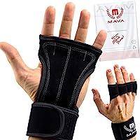 Le Neo Grip Gant /Une Meilleure Prise en Main Palm halt/érophilie /& Yoga/ Coupe Quatre Callus Guard Gants de Fitness pour Cross Training